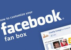 How to Customize your Facebook Fan Box